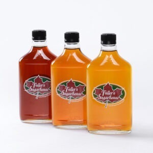 NH Maple Syrup Fuller's Flask, 12.6 oz