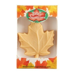2.0 oz. Maple Leaf - Pure Maple Syrup Candy Bulk