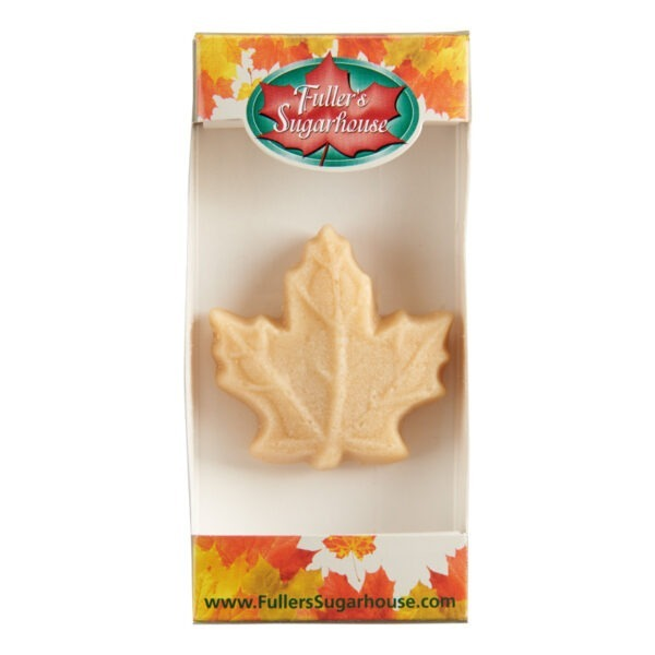 0.75 oz. Maple Leaf - Pure Maple Syrup Candy