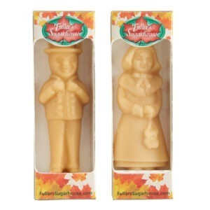 Mr. Maple or Mrs. Maple. New Hampshire Maple Candy
