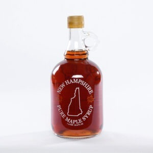 New Hampshire Maple Syrup in Gallone Bottles (Bulk)