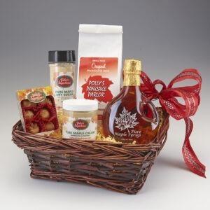 Medium Maple Gift Basket
