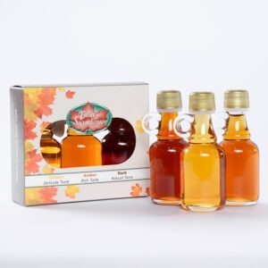 Pure Maple Syrup Sampler