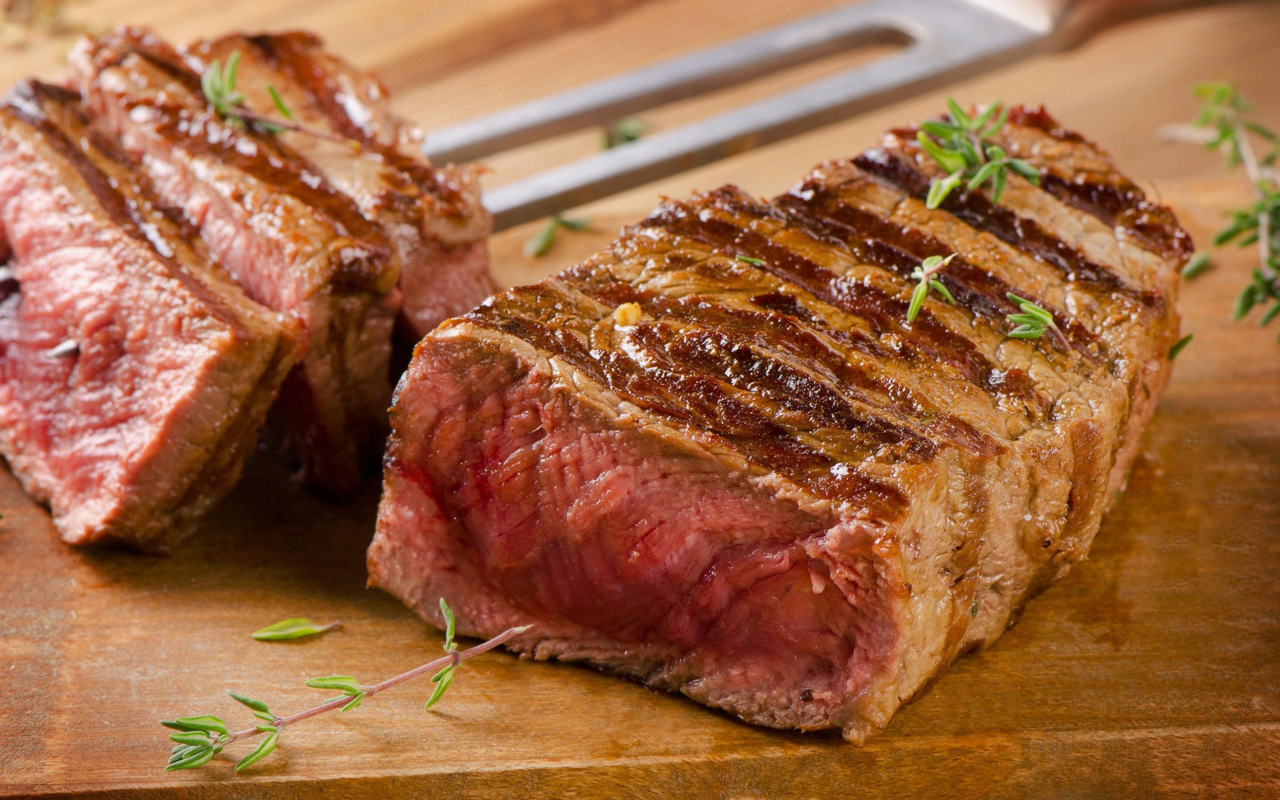 Maple Marinated Steak