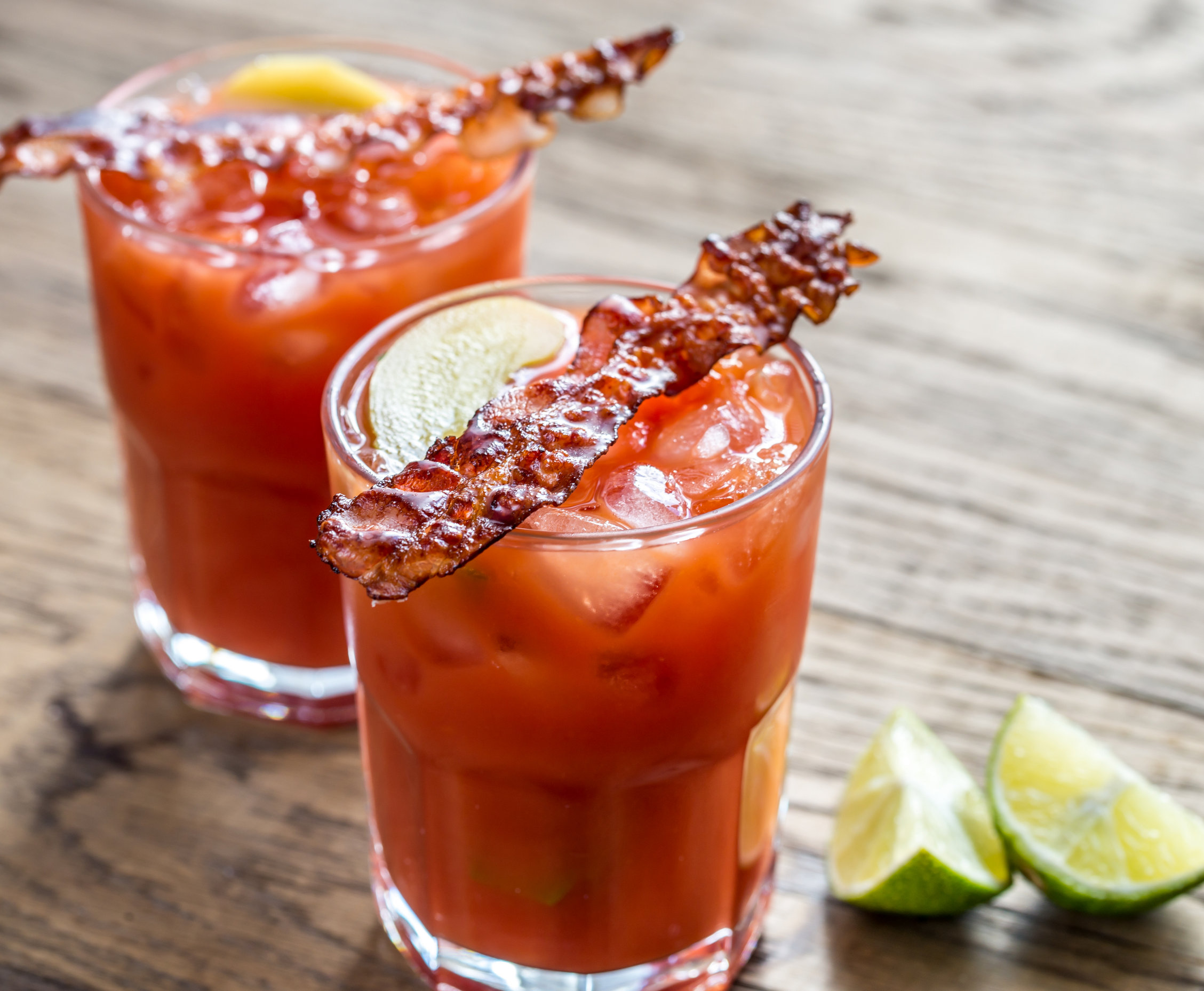 Maple Bacon Bloody Mary