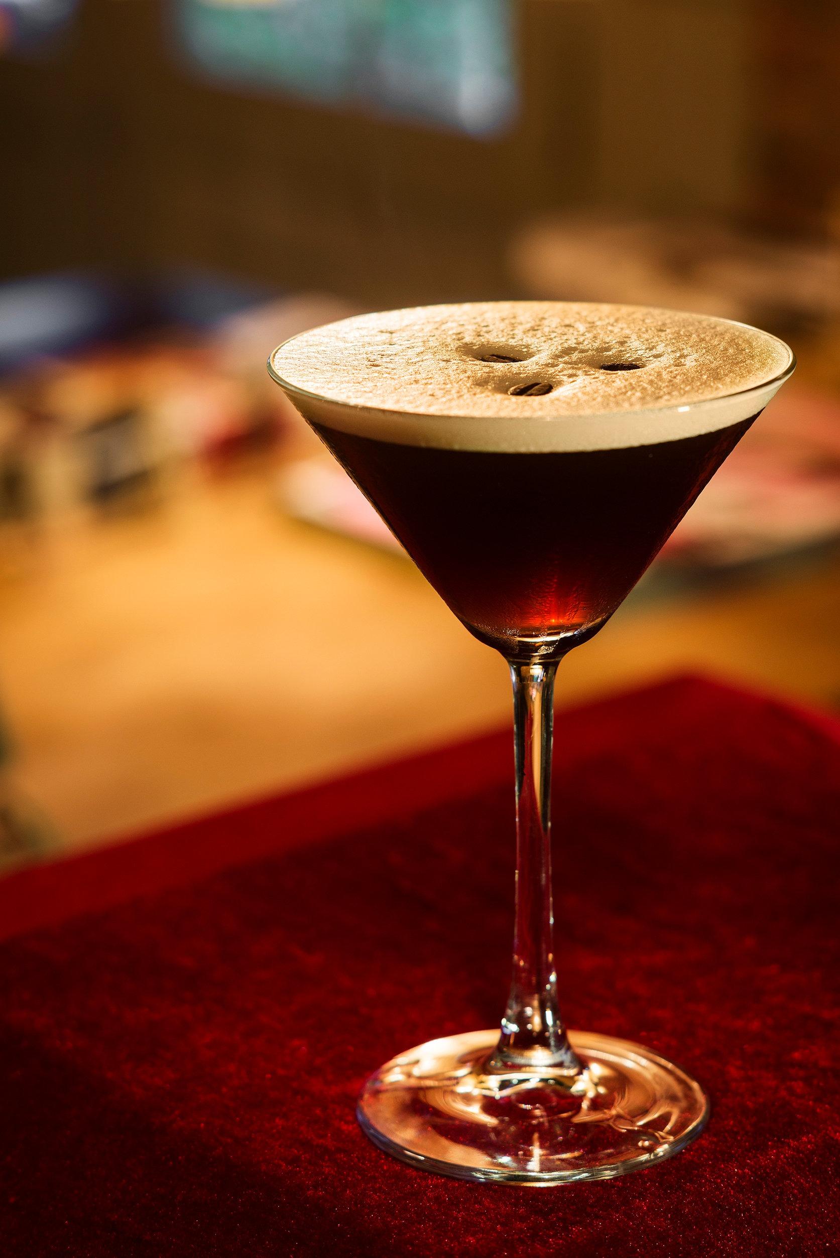 Maple Espresso Martini